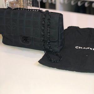 Chanel Flap travel line bag